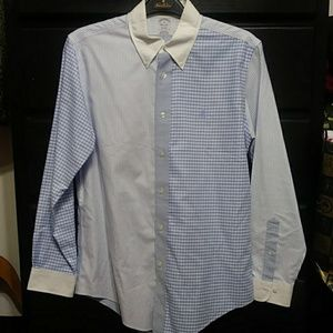 Brooks Brothers Regent Fit Fun Shirt